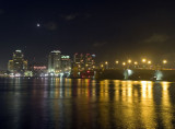 West Palm Beach Evening Skyline
