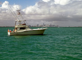 Fishing south of Miami