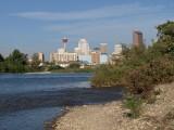 Bow River & Calgary