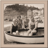Holiday at the seaside 1935