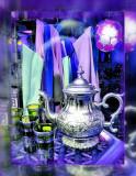 Ali Baba's teapot
