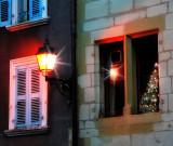 The secret of a hidden Christmas tree...