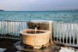 Cold fountain