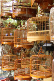 Bamboo Bird Cages