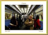 Taking Metro
