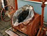 Kraan Gietpan  --- A Molten Metal Pourer
