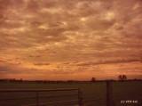 Sunset in Gelderland