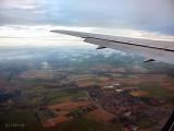 Landing at Schiphol en Route to Gelderland