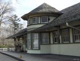 Wheaton  Train Station