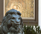 Aslan on Guard