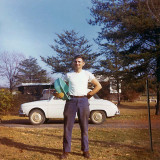 Dad  with Renault