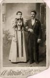 Immigrants' Wedding Photo, October 20, 1896