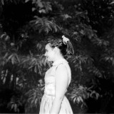 My Mom the Bobby Soxer circa 1949