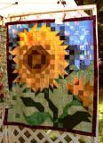 Quilter's Sunflower