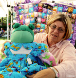 Miss Froggie was Brought to the Fair