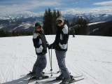 Beaver Creek, Colorado - April, 2005