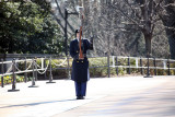 tomb of the unknown soldier, arlington national cemetary (1/2007)