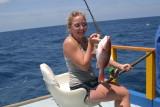 amanda deep sea fishing near corpus christi
