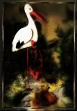 wedding stork