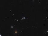 IC 0298 a,b (Arp 147)