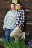 Ryan & Evan