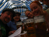 Oktoberfest plus plus - Berlin, Munich, Prague, Sedlec and London - 2007
