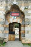 Turkey-Carvanserais-Payas Sariselm-Entrance