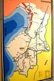 Turkey-Hatay-Map Hatay Area