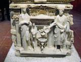 Turkey-Hatay-Arch Museum-Sarcophagus