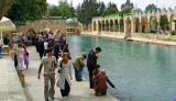 Turkey - Saniurfa - Abraham's Ponds - Holy Week