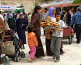 Turkey - Saniurfa - Holy Week crowd