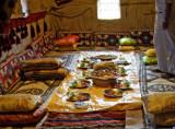 Turkey - Harran - Feast waiting