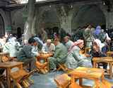 Turkey - Saniurfa - Morning Coffee Debates