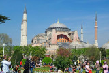 Turkey - Instanbul - Mosque - Sunday Holiday