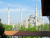 Turkey - Istanbul - Blue Mosque at Hippodrome