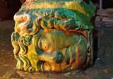 Turkey - Istanbul - Cistern - Medusa