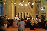 Turkey - Istanbul - Mosque - Inman Television Broadcast