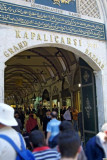 Turkey - Istanbul - Grand Bazaar - Entrance Observers