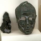 Turkey - Antalya Museum - Helenistic Mask