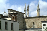 Turkey - Istanbul - Topaka Palace - Multiple Dynasty Roof Lines