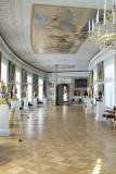 Catherine's Summer Palace - Reception Area