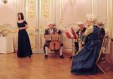 Unaccostumed to Opera at Dinner