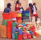 Sidewalk Pots & Pans