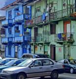 Blue Building distinction