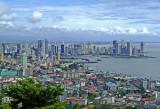 Panama City - Paitilla & the new city