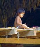 Rio Chagres - Embera Tribe - Future Chief
