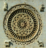 Monastery detail