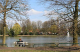 Turnhout (Belgium) Het stadspark