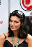 Brazilian GP, Karen Minier
