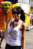 Raquel del Rosario Mac�as- Fernando Alonso's girlfriend